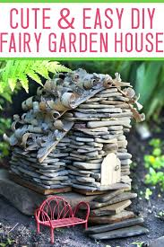 diy fairy garden cutest fairy garden house ever fabulous fairy garden diy outdoor fairy door diy fairy garden