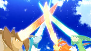 Pokemon Movies Retrospective: Kyurem vs. The Sacred Swordsman – Keldeo  (2012)