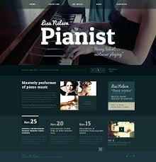 Personal Resume Website Template – Banri