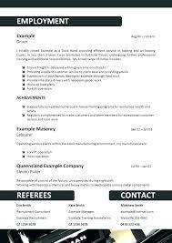 Sample Resume Truck Driver Sociallawbook Co