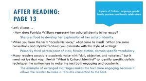 exploring cultural identity ppt video online  9 after