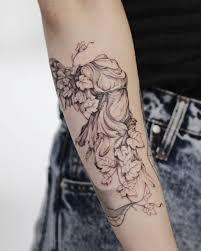 татуировка ника самофракийская идея для татуировки татуировка на