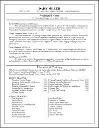 New Grad Rn Resume Examples. Resume Builder For Nurses Resume .
