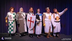 monty python s spamalot the knights of the round table