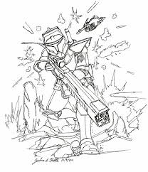 Small Picture coloring pages of clone troopers by mia Free Printables
