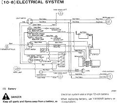 yanmar ignition switch wiring diagram yanmar image yanmar ym186d circuit diagram on yanmar ignition switch wiring diagram