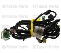 new oem headlight wiring harness 2009 2010 jeep wrangler w v6 image is loading new oem headlight wiring harness 2009 2010 jeep