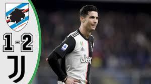 Score:1-2, Sampdoria vs Juventus 18 December 2019 Highlights - Football