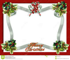 Free Christmas Party Templates Invitations Christmas Border Ribbons Royalty Free Stock Photos Image 24 17