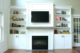 tv cabinet with fireplace built in cabinet full size of living room built in cabinets living tv cabinet with fireplace