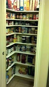turn closet into pantry first under stairs