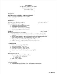 Resume Search For Employers Free Singapore Resume For Study