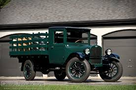 FEATURE: 1927 Chevrolet Capitol 1-Ton Truck – Classic Recollections