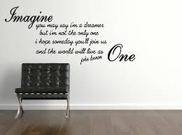 bedroom wall art quotes uk