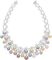 necklace from the carnevale collection made by yoko london 2016 18 carat