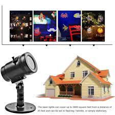 Landscape Projector Lights Projector Projection Light Lawn Landscape Decorative Wall Night Lamp