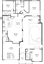 Pool House Floor Plans  EvolveyourimagePool House Floor Plans