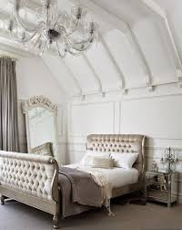 french style bedrooms ideas. mirror and night table, french decorating ideas fir modern bedroom designs in vintage style bedrooms h