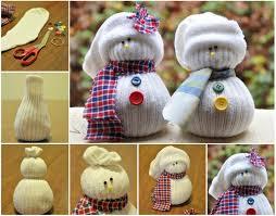 view in gallery sock snowmen wonderful diy adorable sock snowmen