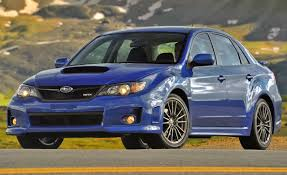 Next Subaru WRX and STI are Still a Couple of Years Away, Current ...