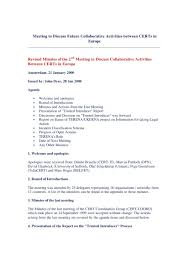 Corporate Meeting Minutes Examples Secretary Minutes Template