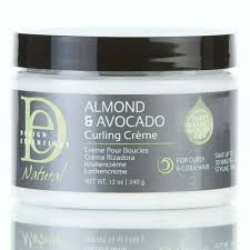 Design Essentials Hair Products Design Essentials Natural Almond Avocado Curling Creme For Curly Coily 12oz 875408006080 Ebay