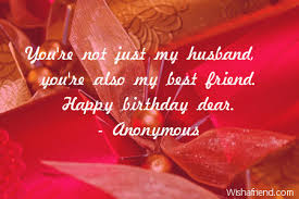 Birthday Quotes For Husband Impressive Birthday Quotes For Husband