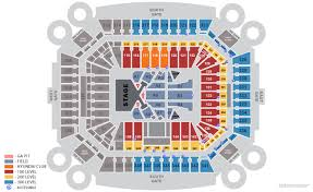 Extraordinary Rolling Stones Seating Chart Hard Rock Stadium