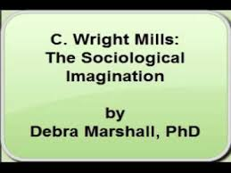 c wright mills the sociological imagination