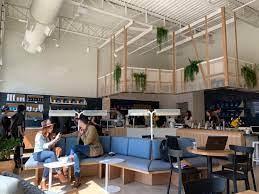 Coffee shop in austin, texas. First Look Merit Coffee Co D Magazine