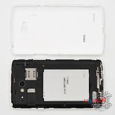 disassemble LG L80 D380 instruction ...