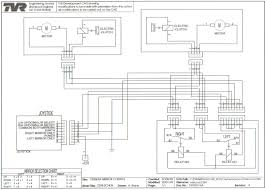 wiring diagrams mirror control