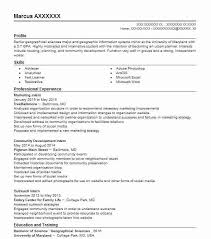 41 Urban And Regional Planning Resume Examples In Maryland Livecareer