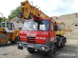 Buy used Tatra -815-p14-ad-20 crane trucks on auction - Mascus UK