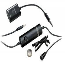 Петличный <b>микрофон Audio-Technica ATR3350IS</b> (отец BOYA BY ...