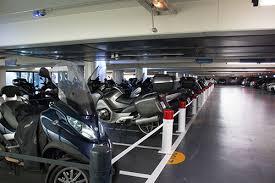 gare de lyon paris largest car park