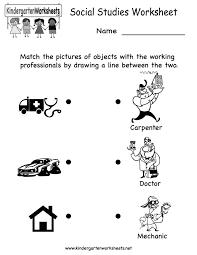Social Studies Worksheets For 1St Grade Free Worksheets Library ...