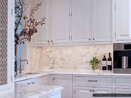 Marble Tile Backsplash Kitchen Kitchen Nice White Mosaic Marble Tile Backsplash Nice Countertop