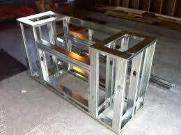 Steel Frame Outdoor Kitchen Similiar Bbq Frame Keywords