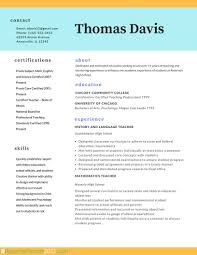 Chronological Resume Template Sample Chronological Resume Template Best Of Sample Resume 21
