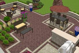 Small Picture concrete patio design software patio ideas and patio design