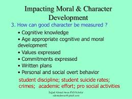 values and moral development in education moral education a   development in education · why are morals important in education