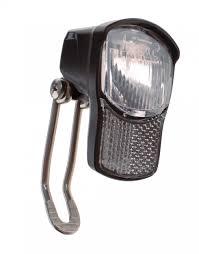 Spanninga Headlight Illico 2 Led Black Internet Bikes