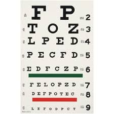 10 Best Images Of 10 Foot Eye Chart Printable - Free Printable Eye ...
