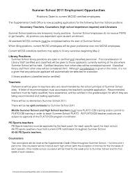 Letter Recommendation Of For Teaching Position Image Design