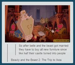 Funny Beauty And The Beast Quotes Best of Beauty And The Beast Sequel
