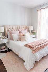 Bedroom: Lovely White Bedroom - White Bedroom Nightstands, White ...