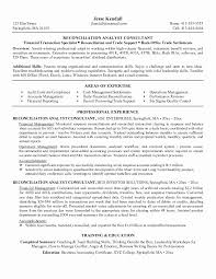 Reconciliation Analyst Sample Resume Reconciliation Analyst Sample Resume soaringeaglecasinous 2