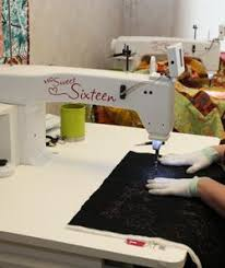 13 best images about Sweet sixteen sewing . on Pinterest | The ... & Learning Long Arm Quilting with the Handi Quilter Sweet Sixteen at the  Cotton Patch Studio. Adamdwight.com