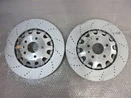 Audi TTRS Genuine Front Brake Discs 370mm x 32mm 8J0615301F